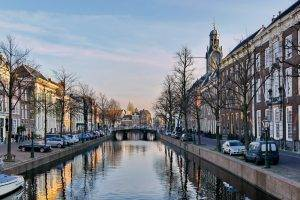 Rapenburg Canal