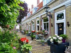 Courtyard Leiden