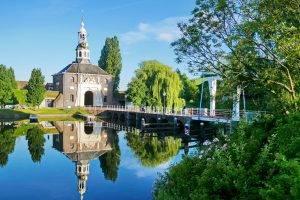 East Gate Leiden Zijlpoort