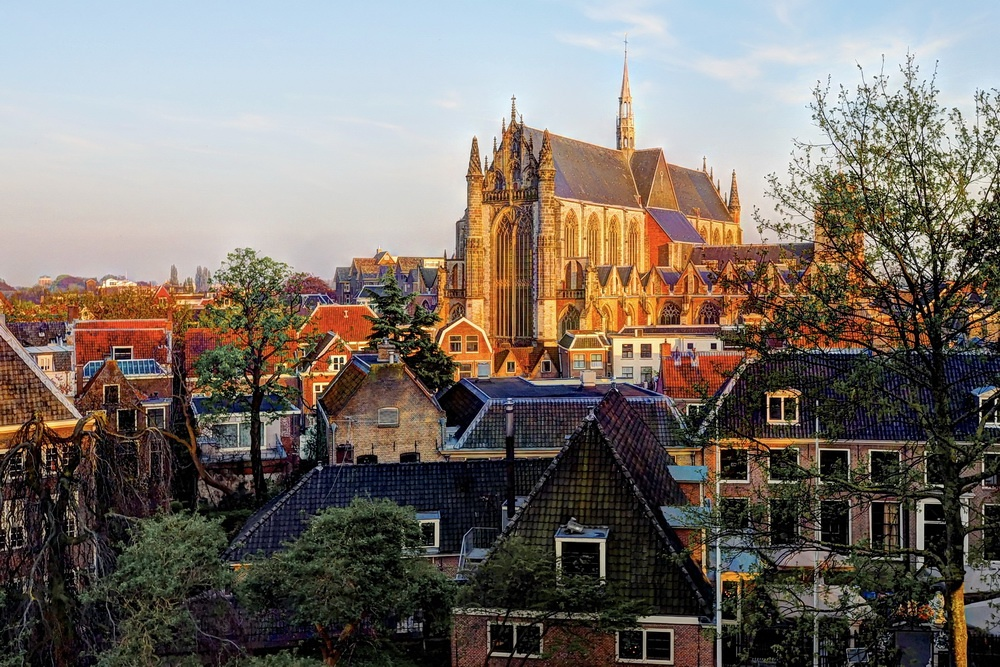 Photography Tours Leiden Hooglandse kerk