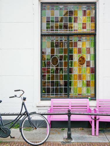Student House Leiden at Rapenburg