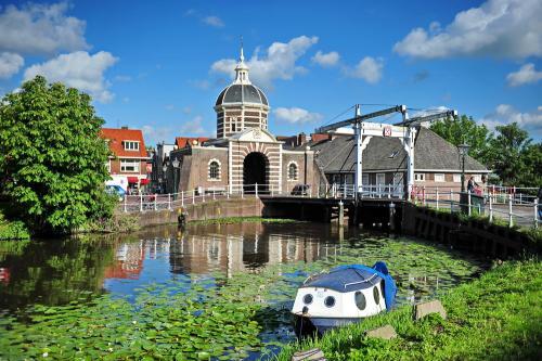 West Gate Morspoort Leiden