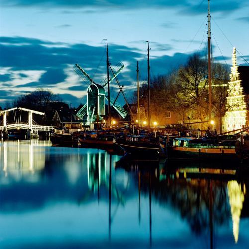 View at Galgewater Leiden