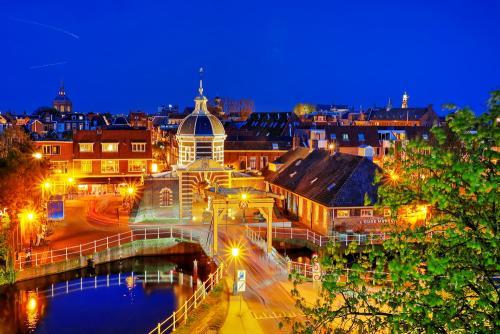 Morspoort Gate Leiden